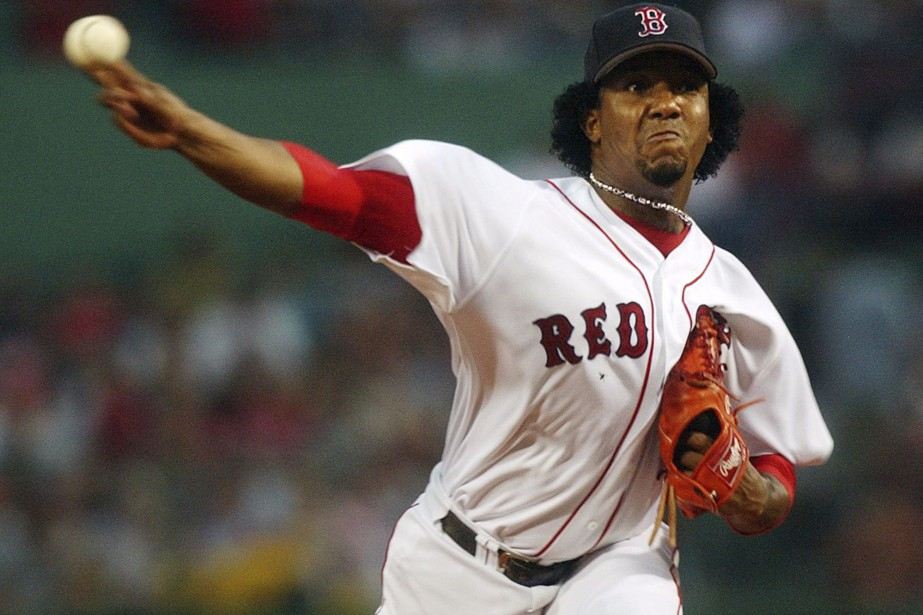 Pedro Martinez... (PHOTO CHARLES KRUPA, ARCHIVES ASSOCIATED PRESS)