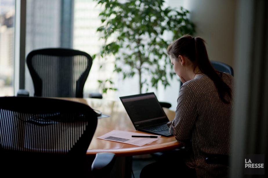 De moins en moins d'employés ont accès à... (PHOTO FRANÇOIS ROY, ARCHIVES LA PRESSE)
