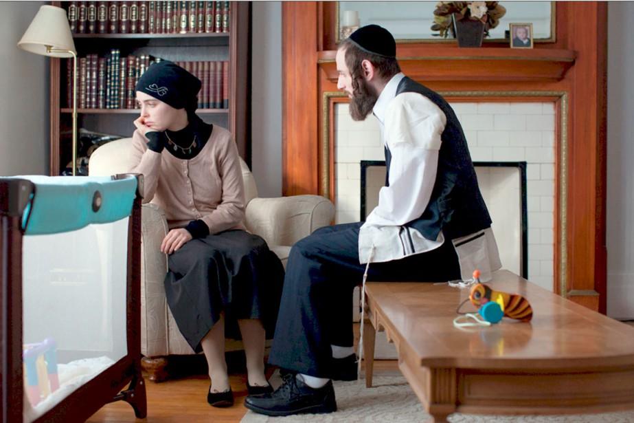 Félix et Meira nous plonge dans un monde... (Photo fournie par FunFilm)