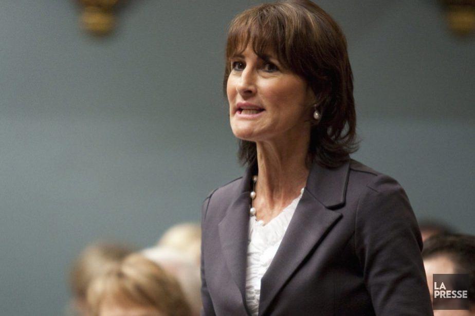 La ministre de l'Immigration, Kathleen Weil.... (PHOTO ARCHIVES, LA PRESSE)