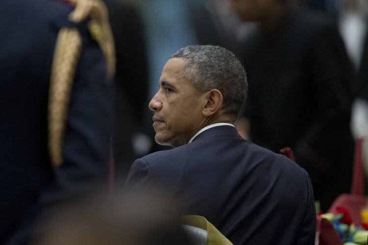 Que penser du refus systématique de Barack Obama... (PHOTO ASSOCIATED PRESS)