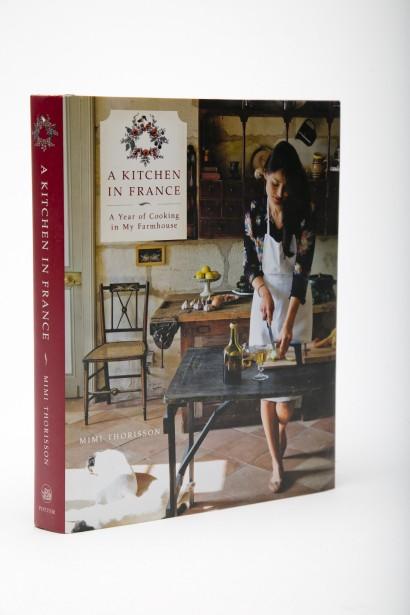 Le livre de recettes de Mimi Thorisson. (PHOTO DAVID BOILY, LA PRESSE)