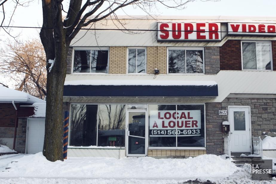 Le local ne pourra accueillir un lieu de... (PHOTO OLIVIER JEAN, LA PRESSE)