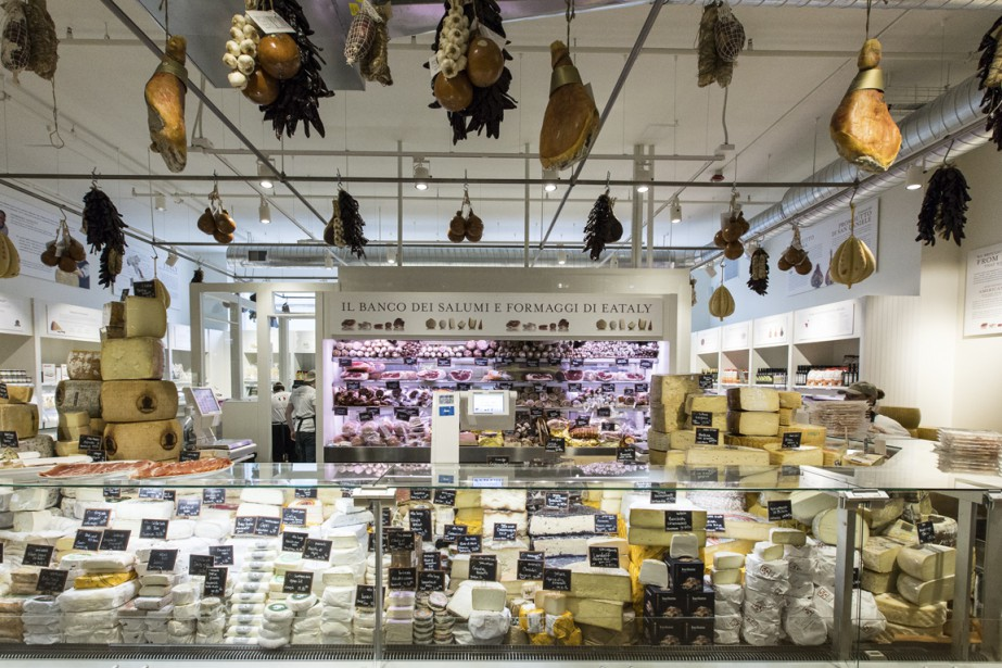Les fous de gastronomie italienne seront séduits par Eataly. | 31 janvier 2015