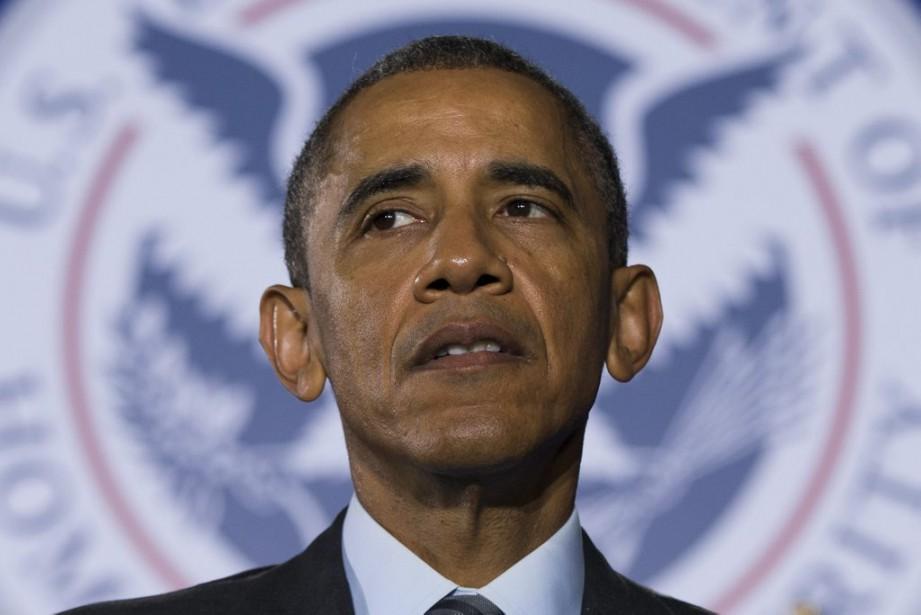 Barack Obama remet en question la possibilité pour... (Photo Evan Vucci, AP)