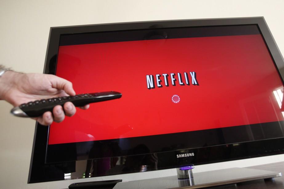 Pour se différencier, Netflix parie de plus en... (Photo archives La Presse Canadienne)