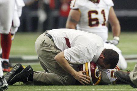 La NFL s'attend à ce que 6000 des... (PHOTO ARCHIVES ASSOCIATED PRESS)