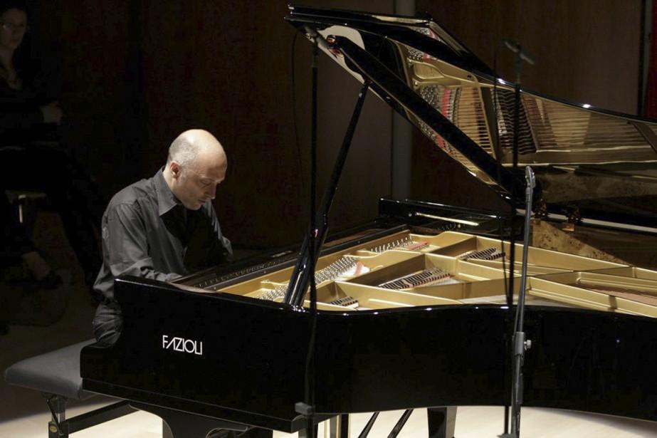 Le pianiste Benedetto Lupo fait ses débuts a... (Photo Elia Falaschi, Agence Phocus)