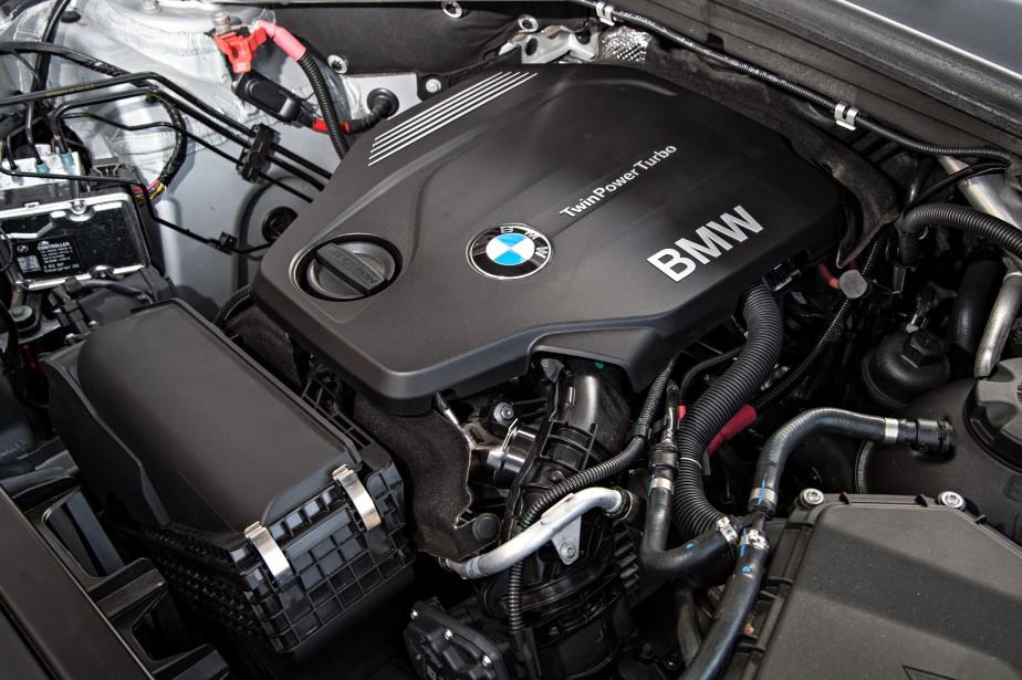 (Photo fournie par BMW)