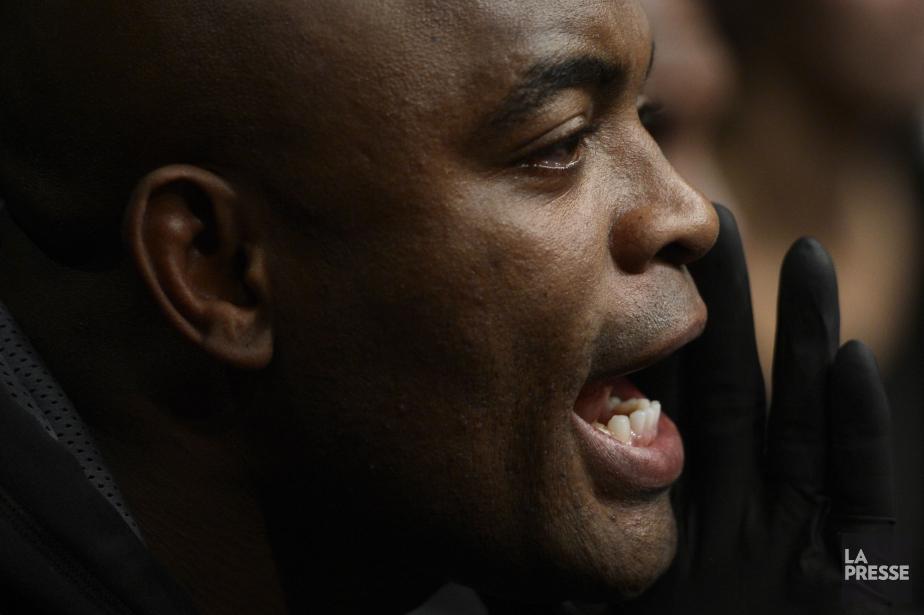 Anderson Silva... (Photo Bernard Brault, archives La Presse)