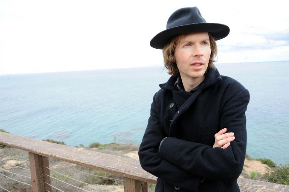 Beck partagera la scène avec Chris Martin de... (Photo Katy Winn/Invision/AP)