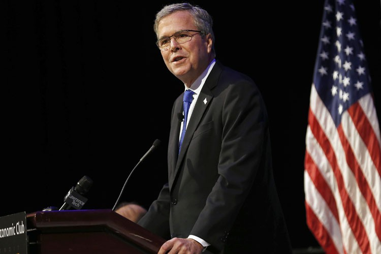 Jeb Bush... (Photo: Reuters)