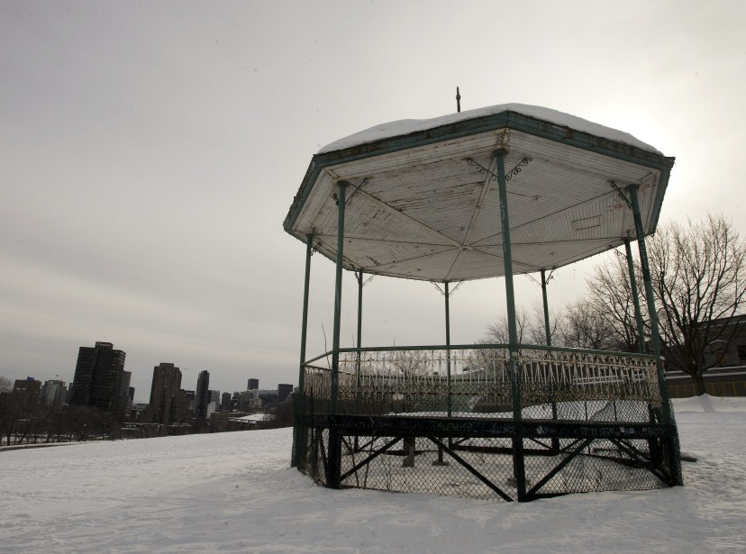 Le pavillon du mont Royal que la Ville... (Photo Ryan Remiorz, La Presse Canadienne)