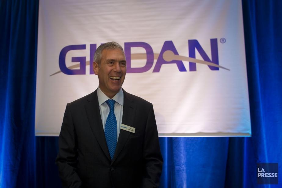 Le PDG de Gildan, Glenn Chamandy... (PHOTO ANDRÉ PICHETTE, ARCHIVES LA PRESSE)