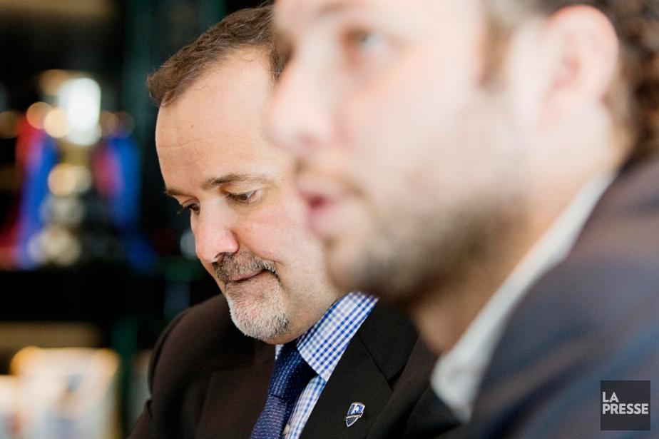 Le président de l'Impact de Montréa, Joey Saputo,... (Photo Alain Roberge, La Presse)