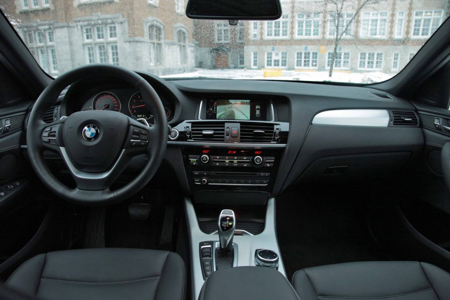 Bmw x4 range rover evoque victimes de la mode ric for Golf interieur montreal
