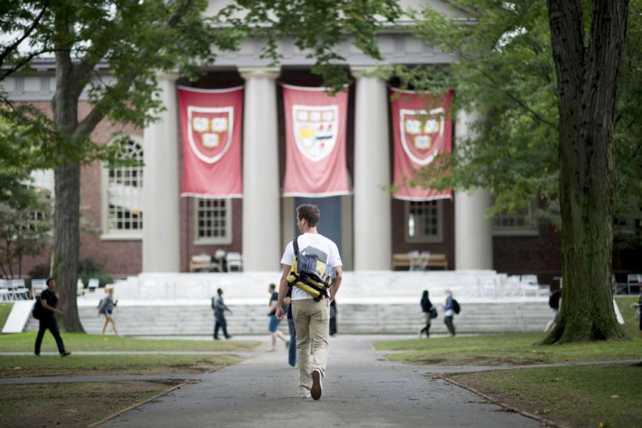 La prestigieuse université... (PHOTO GRETCHEN ERTL, ARCHIVES THE NEW YORK TIMES)
