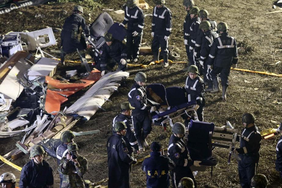 Le corps de Liao a été retrouvé dans... (PHOTO REUTERS)