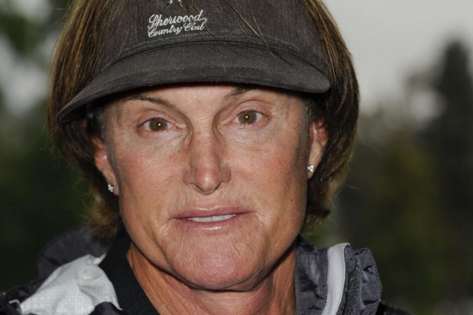 Bruce Jenner, médaillé d'or en décathlon aux Jeux... (PHOTO RICHARD SHOTWELL, ASSOCIATED PRESS)