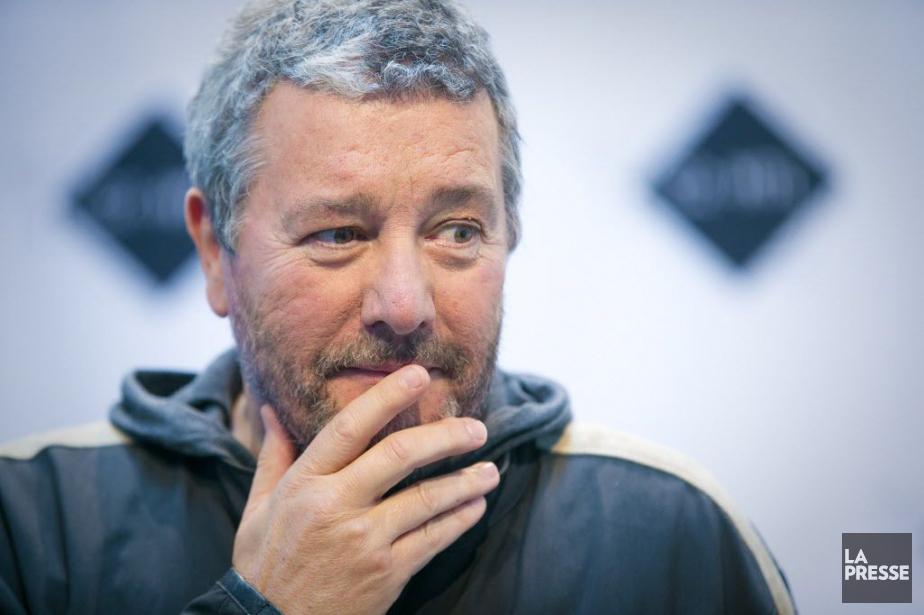 Le créateur Philippe Starck... (Photo Andre Pichette, Archives La Presse)