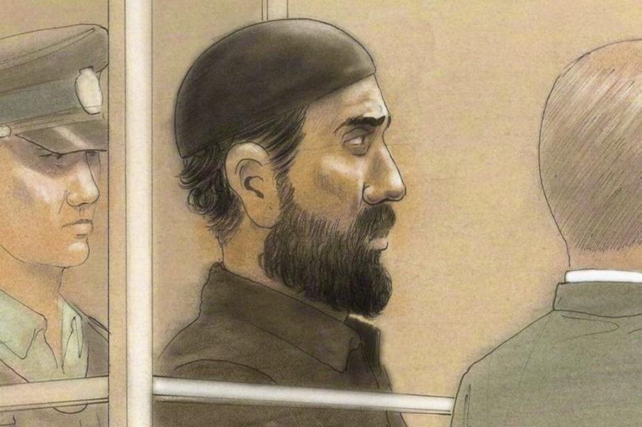 Raed Jaser (photo)et Chiheb Esseghaier ont plaidé non... (Photo John Mantha, Archives La Presse Canadienne)