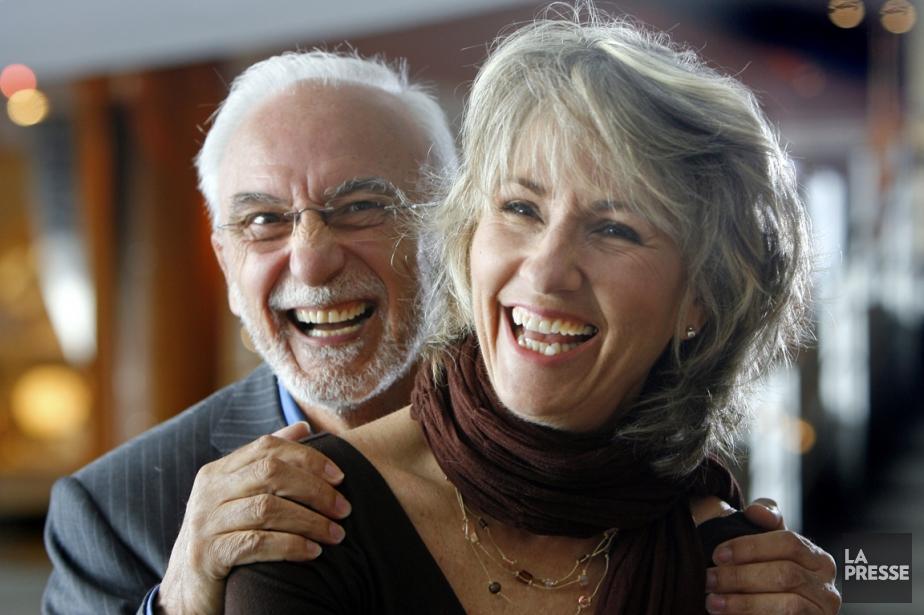 «Tantôt, c'est le regard de Judi pour son... (Photo Robert Mailloux, archives La Presse)