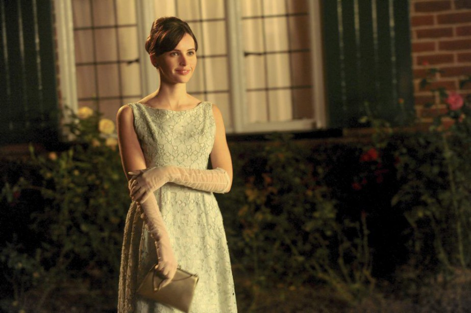 Felicity Jones dans The Theory of Everything.... (Photo fournie par Focus Features)