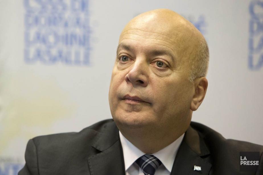 Lundi, le ministre Poëti sera conférencier d'honneur du... (Photothèque La Presse)
