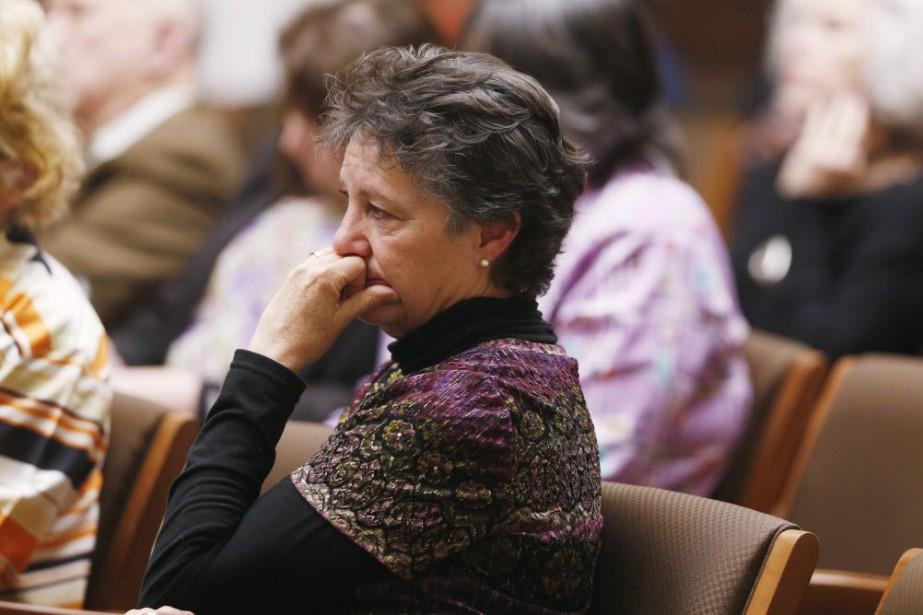 Le projet de loi du Colorado se basait... (Photo David Zalubowski, AP)