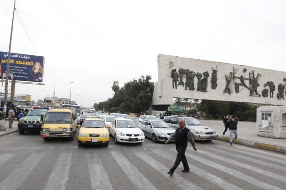 La suppression du couvre-feu à Bagdad, qui était... (PHOTO AHMED SAAD, ARCHIVES REUTERS)