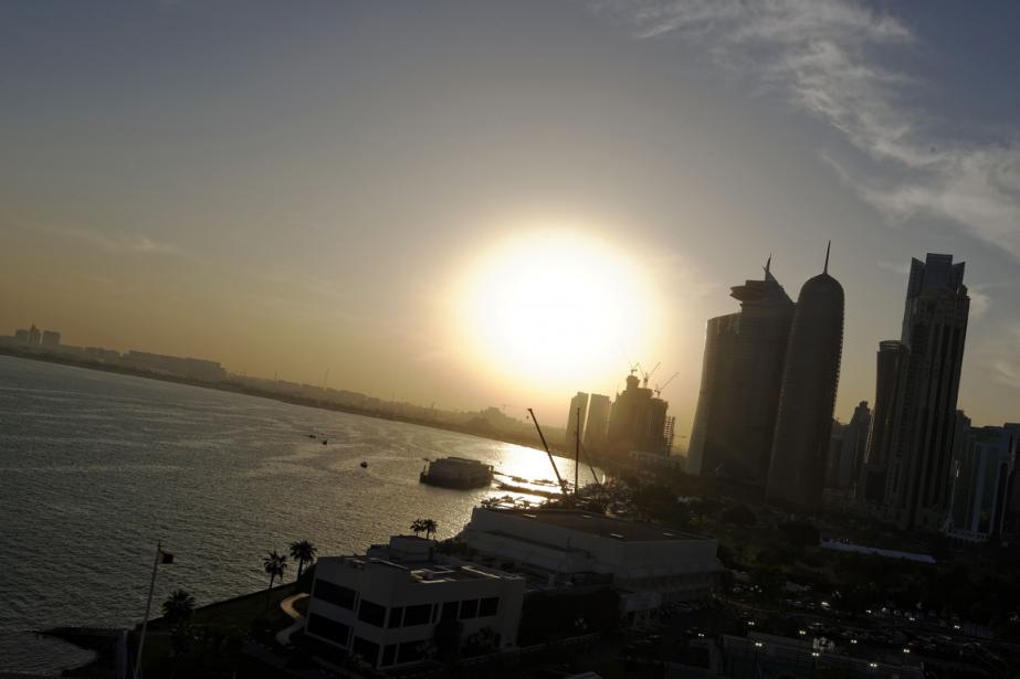 Nasser ben Khalifa al-Attiyaha indiqué que son pays... (PHOTO AFP)