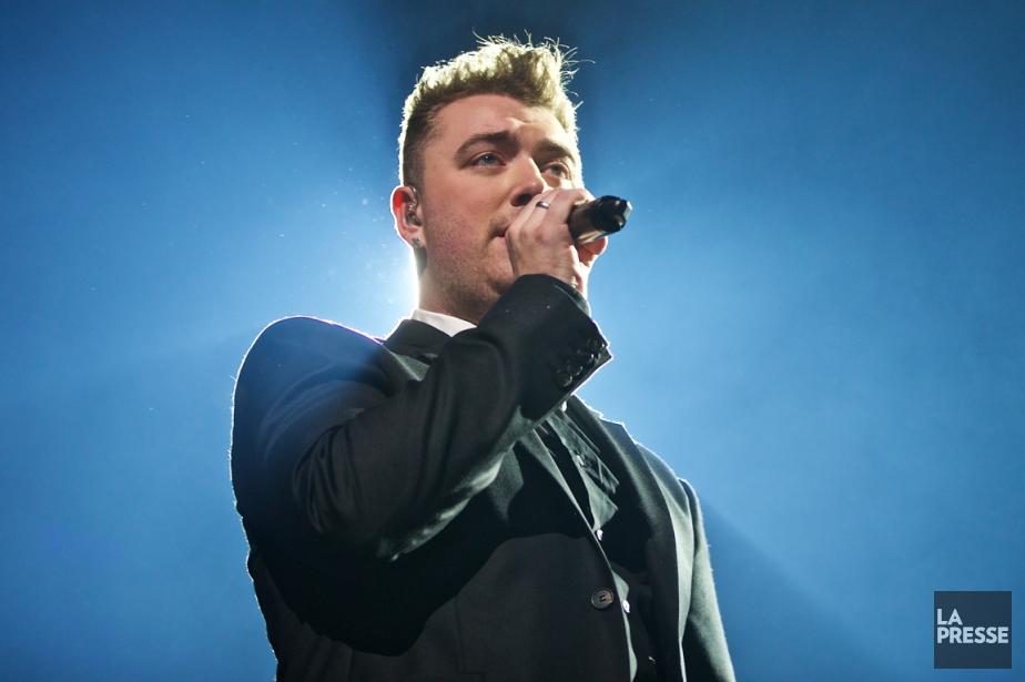 Sam Smith a du talent, une belle voix,... (PHOTO ANDRÉ PICHETTE LA PRESSE)