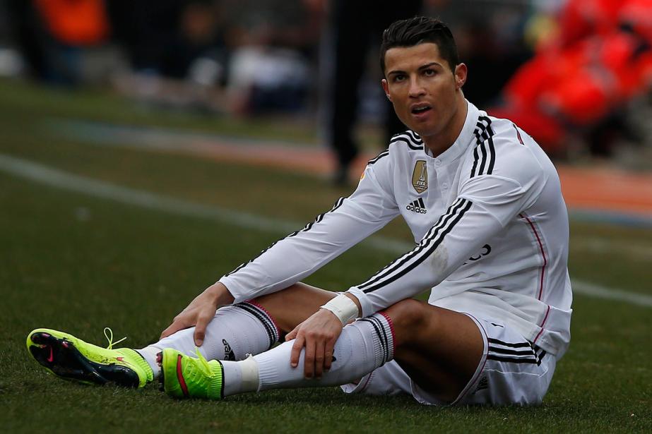 Le Real Madrid n'était pas «frais, ni physiquement,... (PHOTO AP)