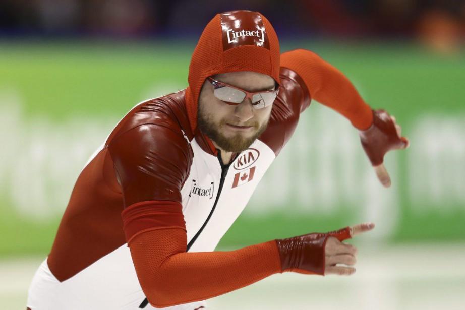 Samedi, Dubreuil avait aussi fini sixième.... (PHOTO PETER DEJONG, AP)