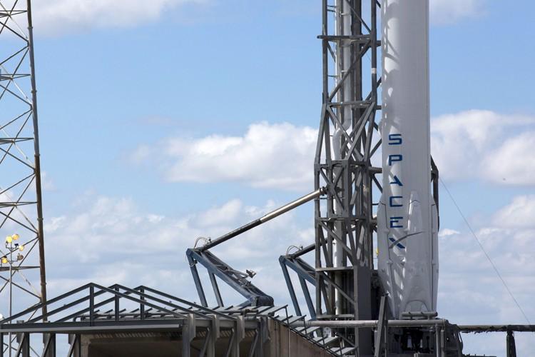 Le satellite de prévision et d'observation des vents... (Photo: Reuters)