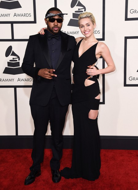 Mike Will Made It et Miley Cyrus (AP)