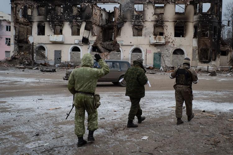 Si la Russie nie toute implication dans ce... (Photo: AFP)