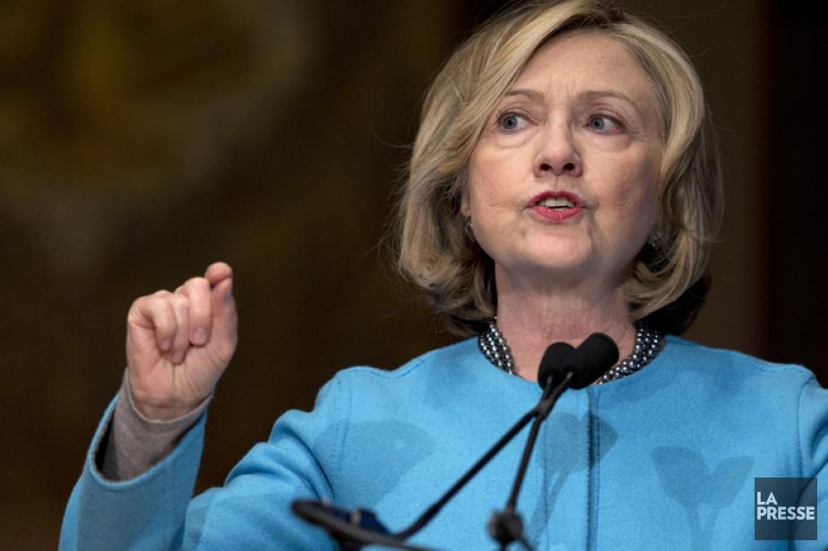 Sur le plan de l'organisation, Hillary Clinton est... (PHOTO ARCHIVES LA PRESSE)