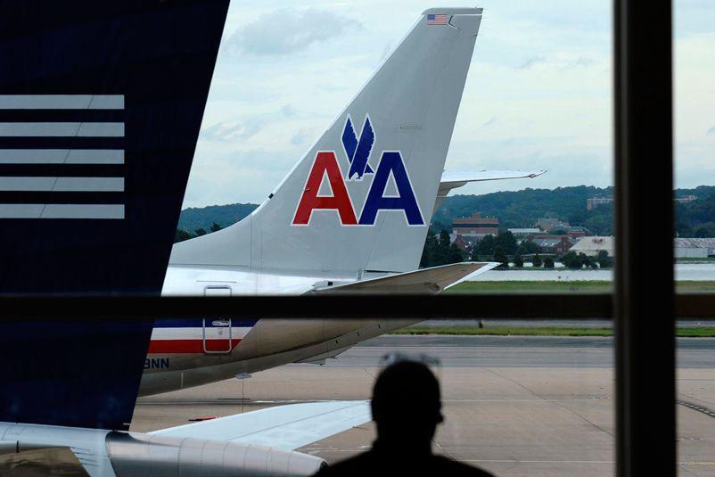 En incluant cette dernière commande d'American Airlines, Bombardier... (PHOTO SUSAN WALSH, ARCHIVES AP)