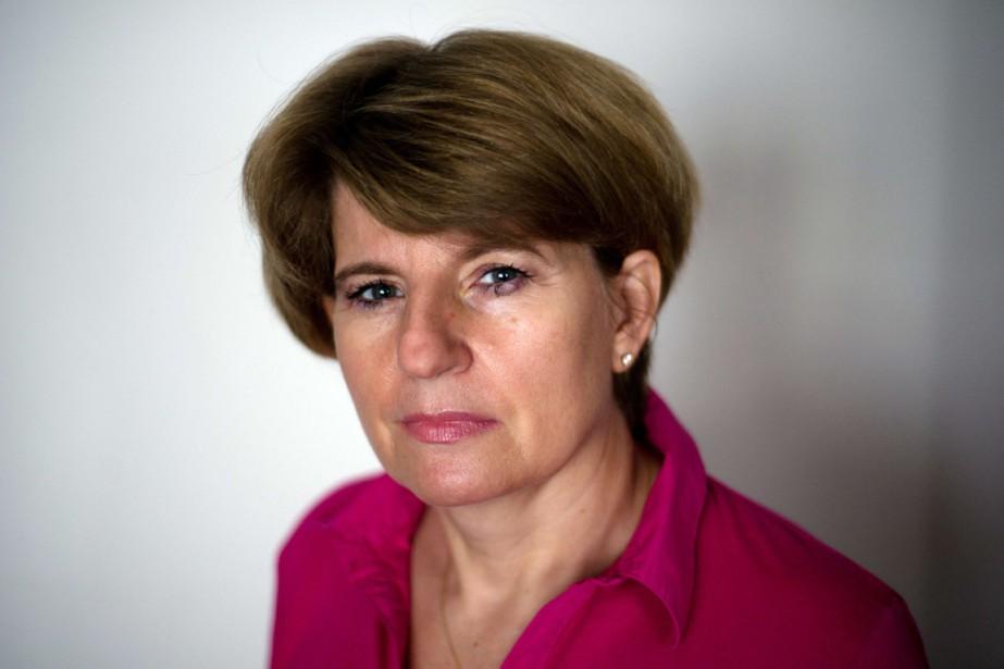 L'ex-comptable Claire Thibout photographiée en 2010.... (PHOTO FRED DUFOUR, ARCHIVES AFP)
