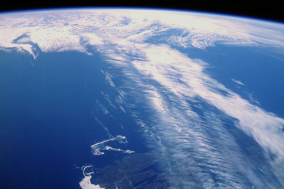 Véritable moteur du climat de l'hémisphère nord, le... (PHOTO WIKIPÉDIA)