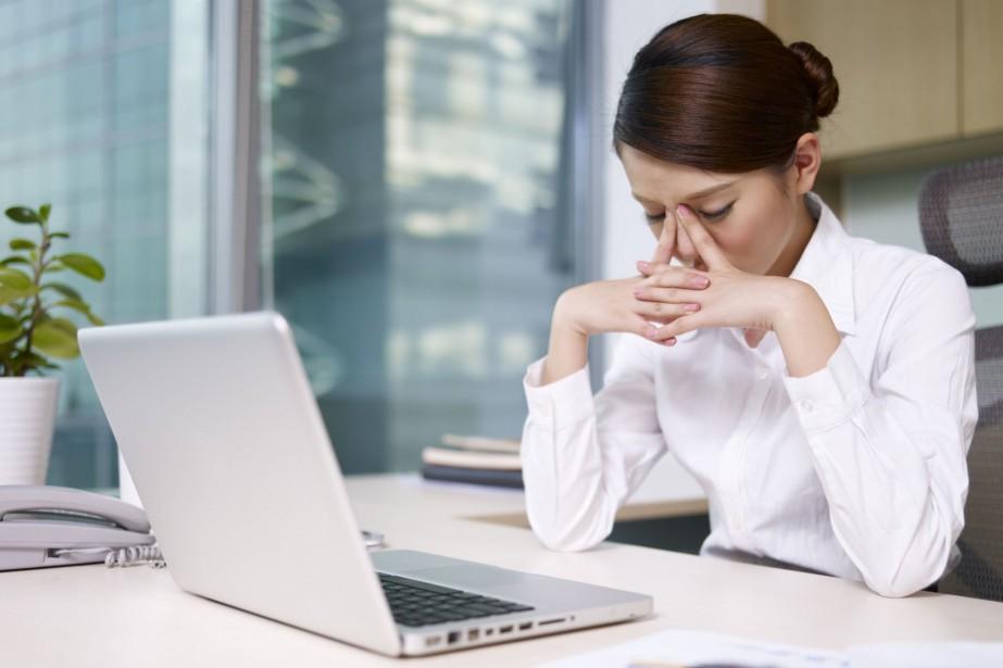 Le principal symptôme de la fatigue chronique est... (Photo Digital/Thinkstock)