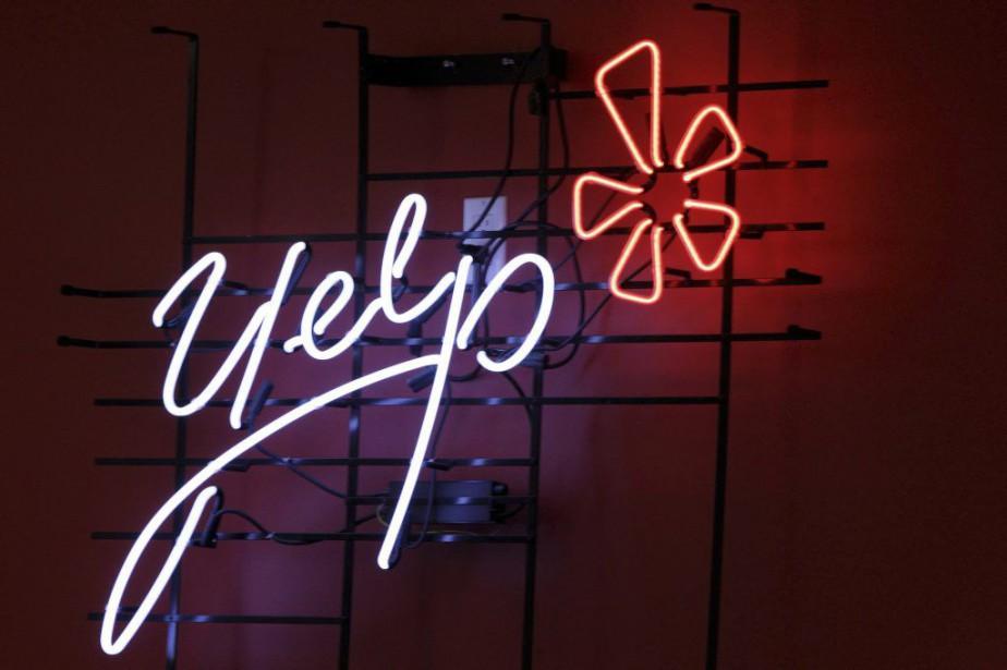 Yelp est l'outil indispensable des foodies.... (Photo Kathy Willens, Archives AP)