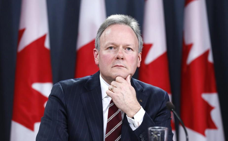 Le gouverneur de la Banque du Canada, Stephen... (Photo Chris Wattie, archives Reuters)