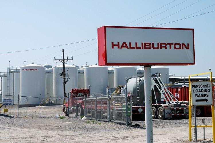 En janvier, Halliburton avait déjà annoncé que 2015... (Archives AFP)