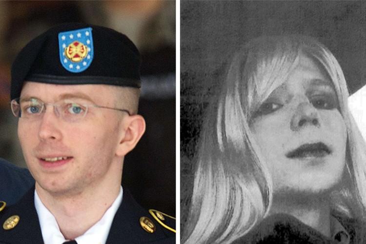 Chelsea Manning est né Bradley Manning.... (AFP)