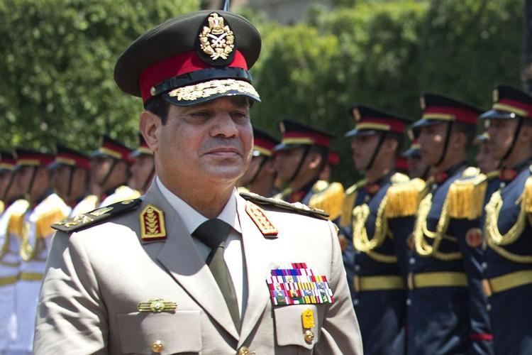 Le président égyptienAbdel-Fattah el-Sissi.... (Photo: AP)