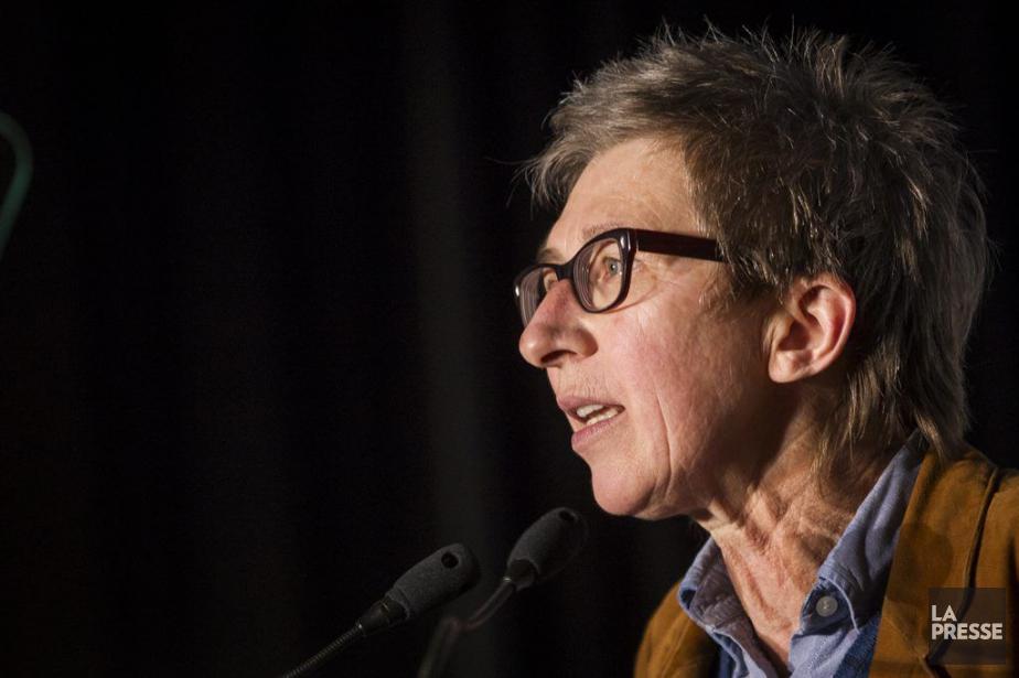 Louise Maillouxdemande à la Cour supérieure de déclarer... (PHOTO OLIVIER PONTBRIAND, ARCHIVES LA PRESSE)