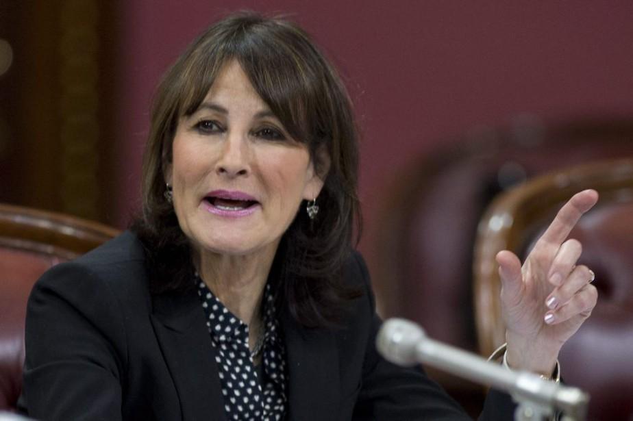 La ministre de l'Immigration,Kathleen Weil.... (Photo: PC)