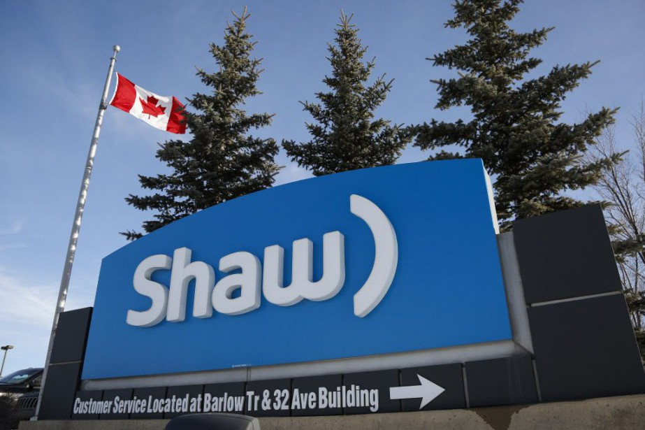 Shaw Communications a... (Photo Jeff McIntosh, archives La Presse canadienne)